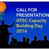CALL FOR PRESENTATIONS:  Capacity Building Day 2016